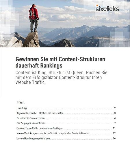 Titelseite-Whitepaper-SEO-Content-Struktur